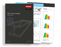 VELUX Modular skylight - Technical handbook